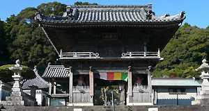 平等寺(第22番札所)