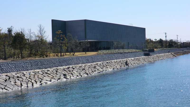 香川県立東山魁夷せとうち美術館