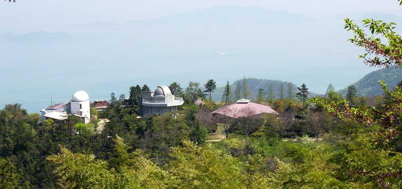 香川県立五色台少年自然センター