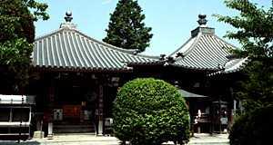 出釈迦寺(第73番札所)