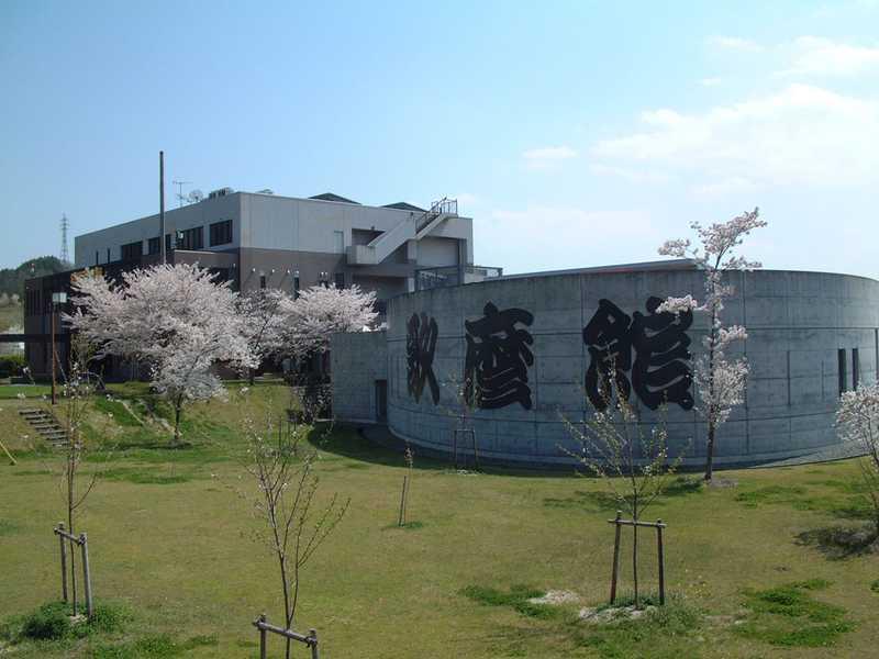 大洲市肱川風の博物館・歌麿館