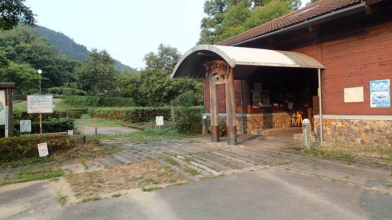 新居浜市市民の森キャンプ場