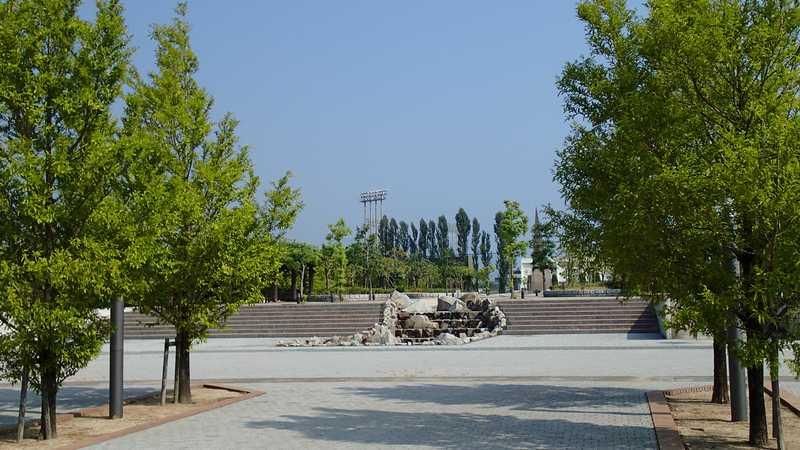 西条市東予運動公園海浜広場