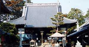 清滝山西林寺(第48番札所)