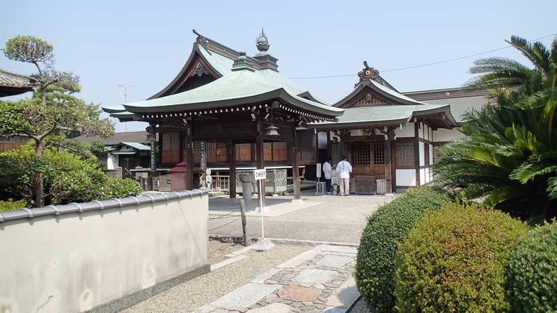 宝寿寺(第62番札所)