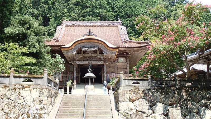 明石寺(第43番札所)