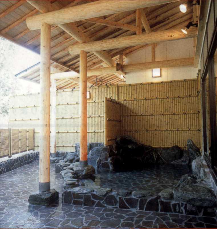 本谷温泉館