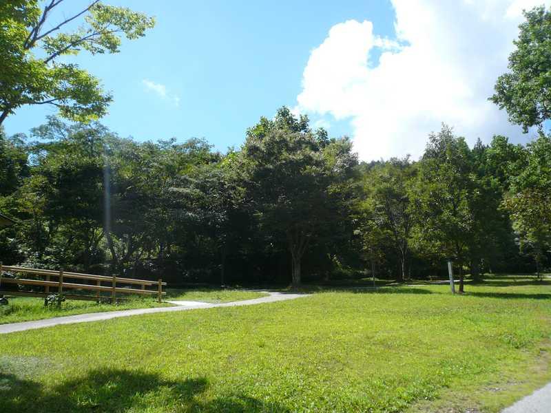 甫喜ヶ峰森林公園キャンプ場