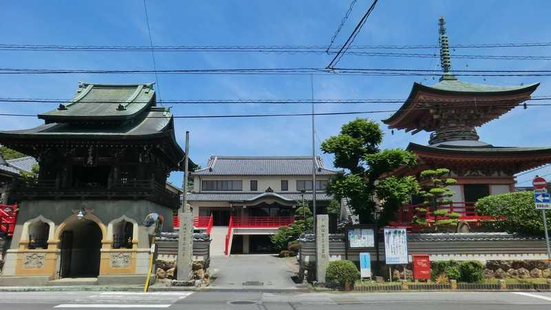 安楽寺(第30番札所奥の院)