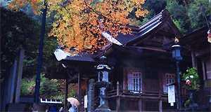 神峯寺(第27番札所)