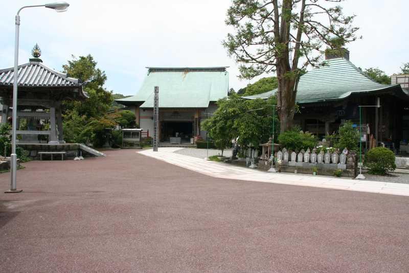 種間寺(第34番札所)