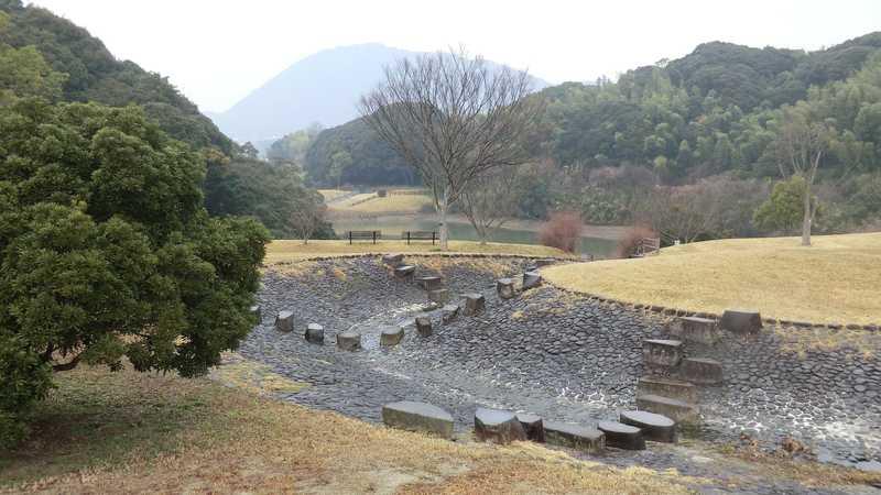 明天寺公園