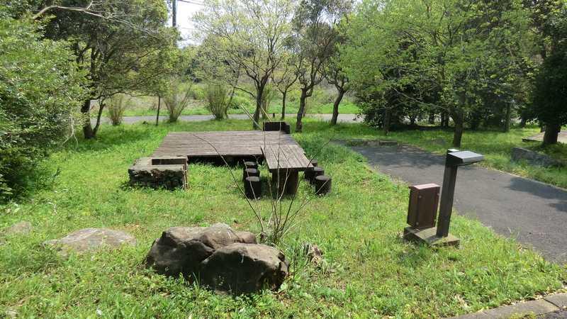 白岳国民休養地キャンプ場
