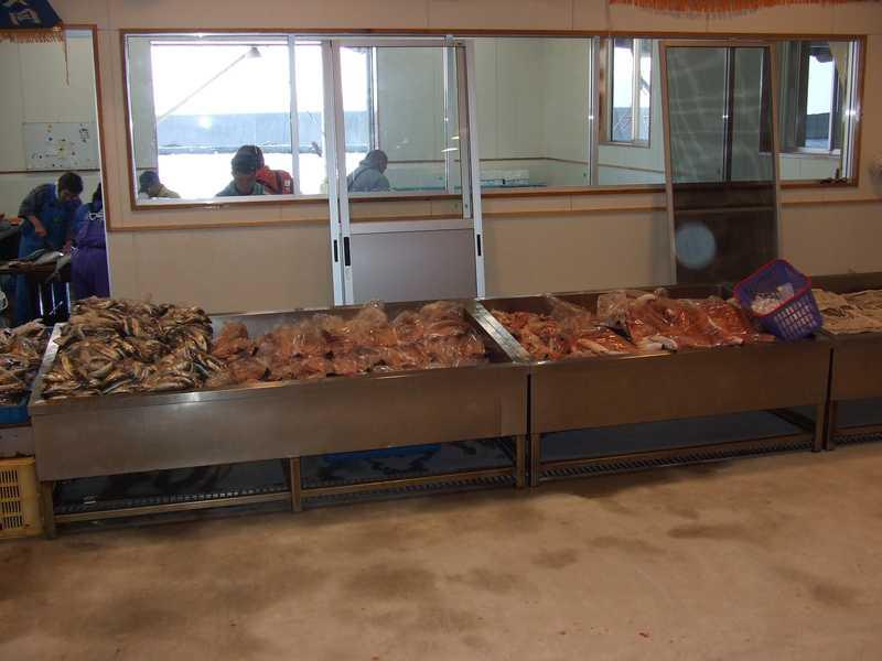 生月漁協おさかな市場