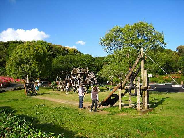 岳ノ木場公園