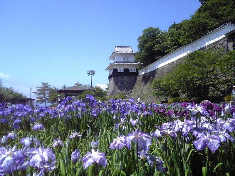 大村公園・玖島城跡