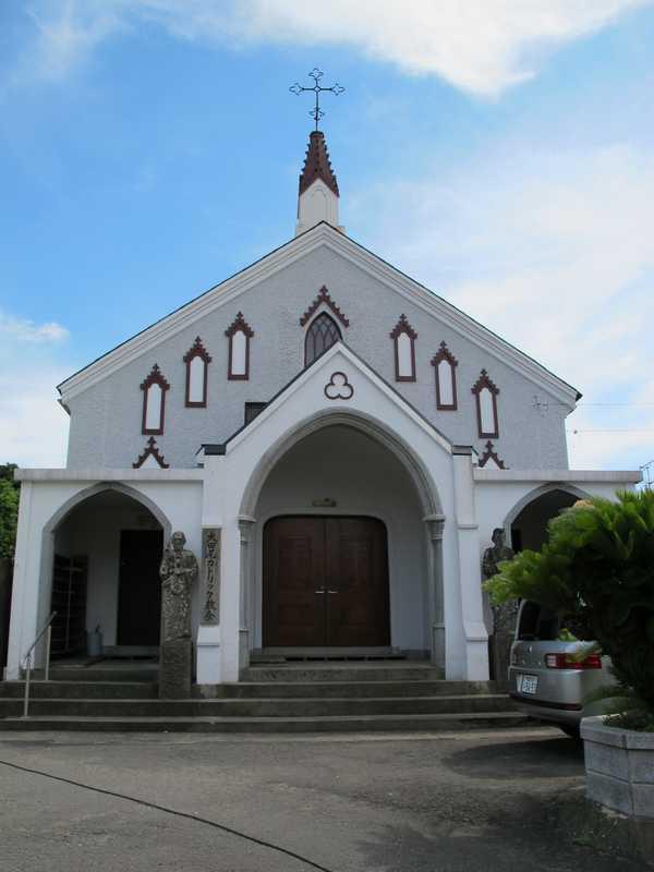 太田尾カトリック教会