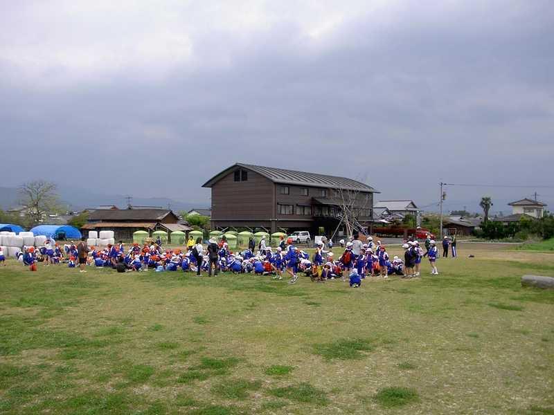 方保田東原遺跡史跡公園