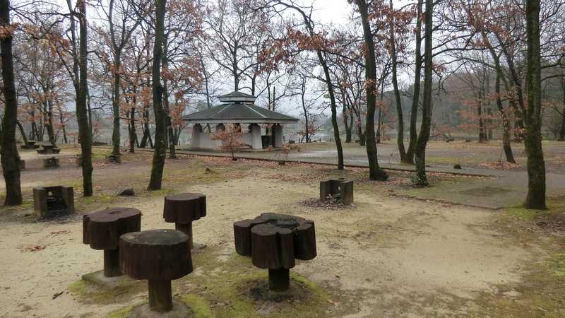立岡自然公園キャンプ場