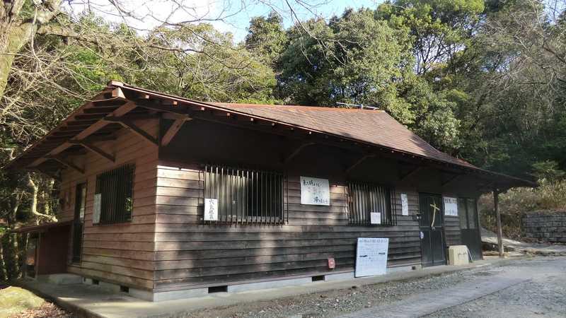 小岱山ふるさと自然公園丸山キャンプ場