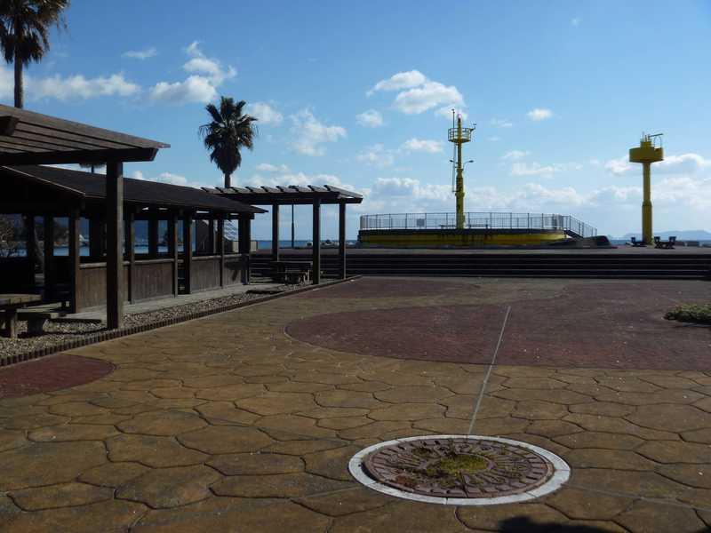 マリノポリス記念公園の画像
