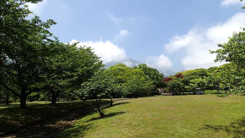 南立石緑化植物園