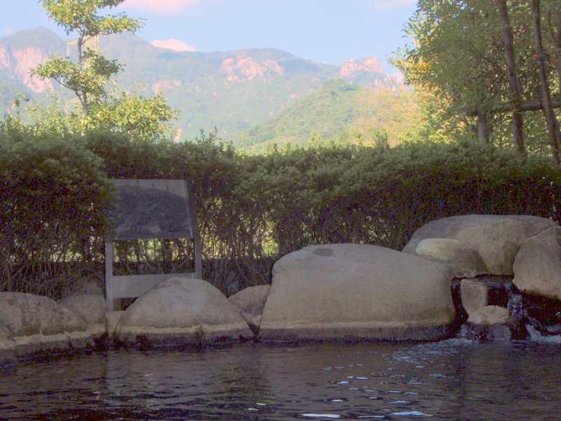 祝子川温泉美人の湯