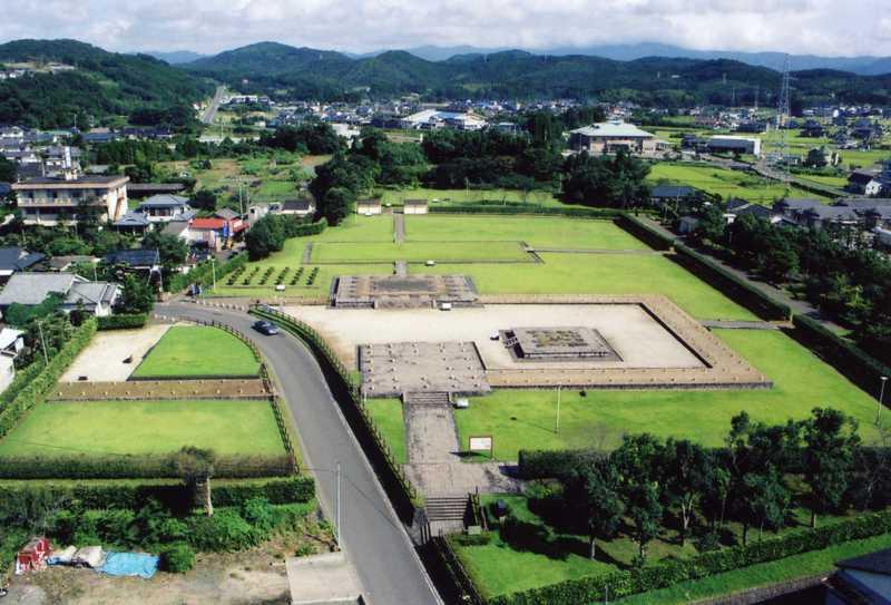 薩摩国分寺跡史跡公園
