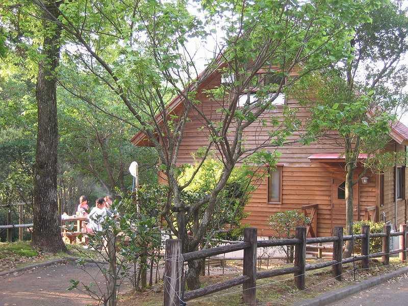 鹿児島県県民の森オートキャンプ場