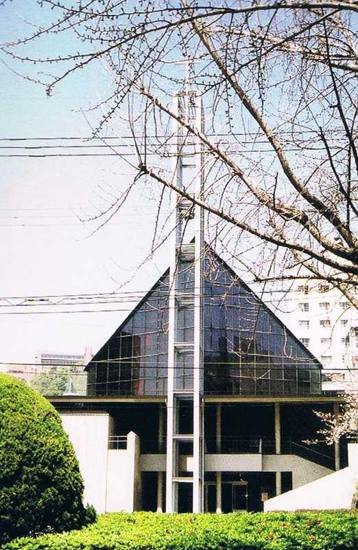 鹿児島カテドラル・ザビエル記念聖堂