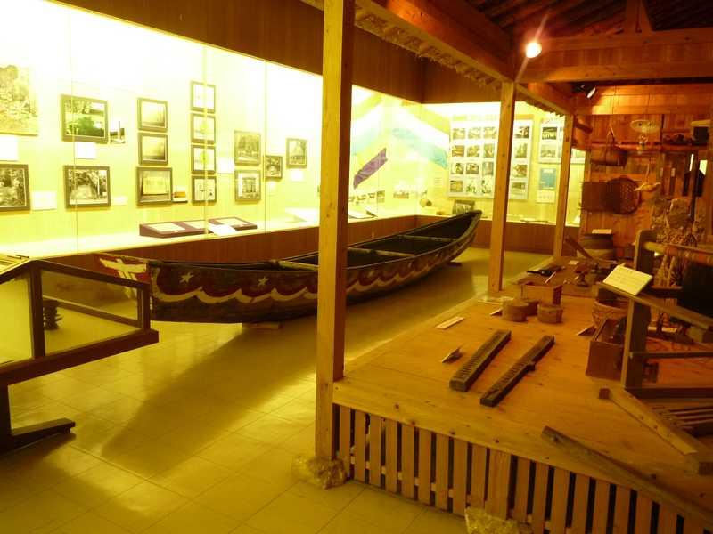 本部町立博物館