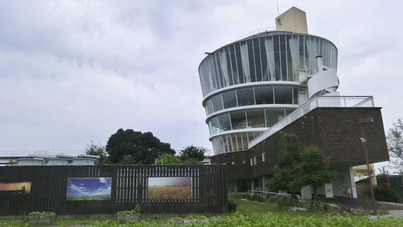 水の駅ビュー福島潟