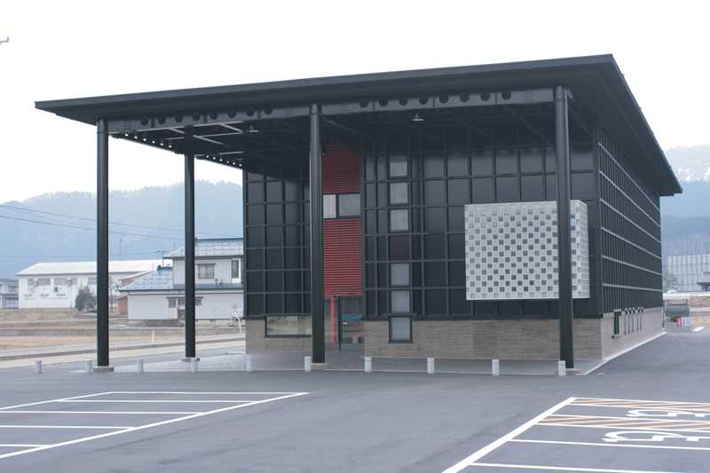 湯沢市川連漆器伝統工芸館