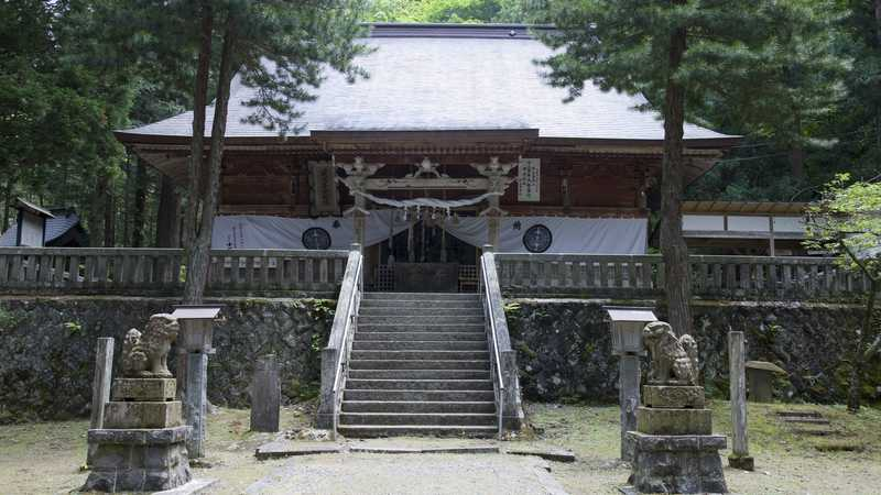 早池峰神社