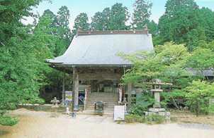 大山寺(四国別格二十霊場第一番)