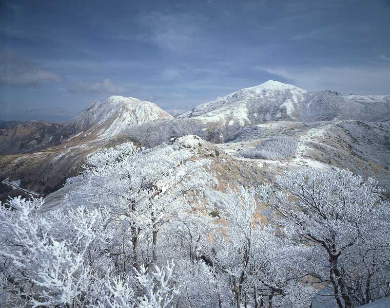 三俣山(くじゅう連山)