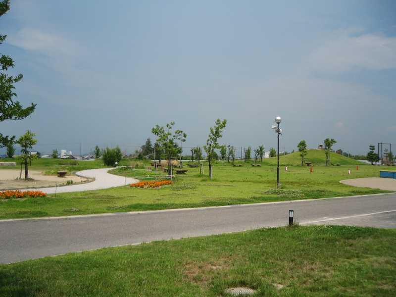 野洲川歴史公園