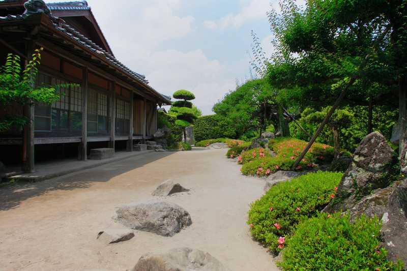 佐多直忠庭園