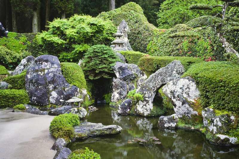 森重堅邸庭園