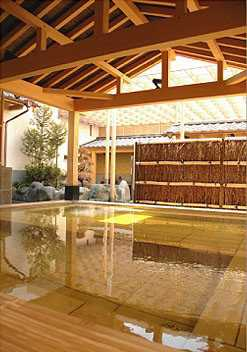 東京染井温泉サクラ