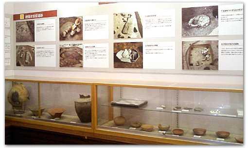 古代遺跡徳間博物館