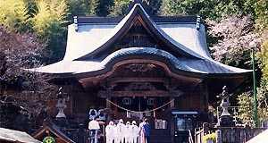医王山清滝寺