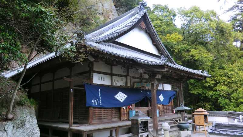 剣五山弥谷寺