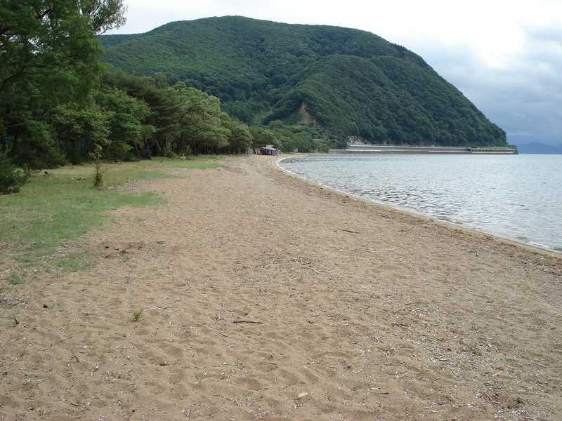 上戸浜湖水浴場