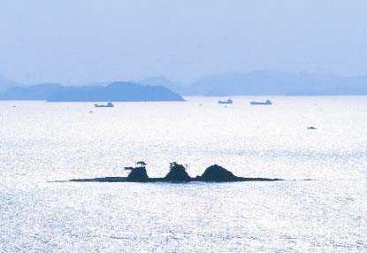 三郎島海水浴キャンプ場