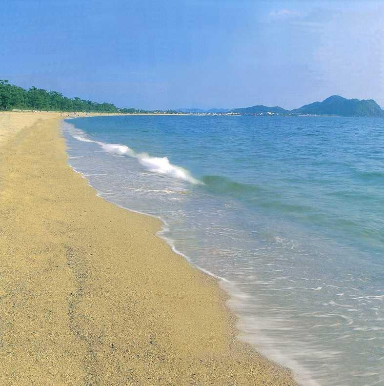室積・虹ケ浜海岸