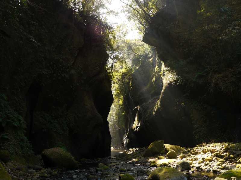 由布川峡谷