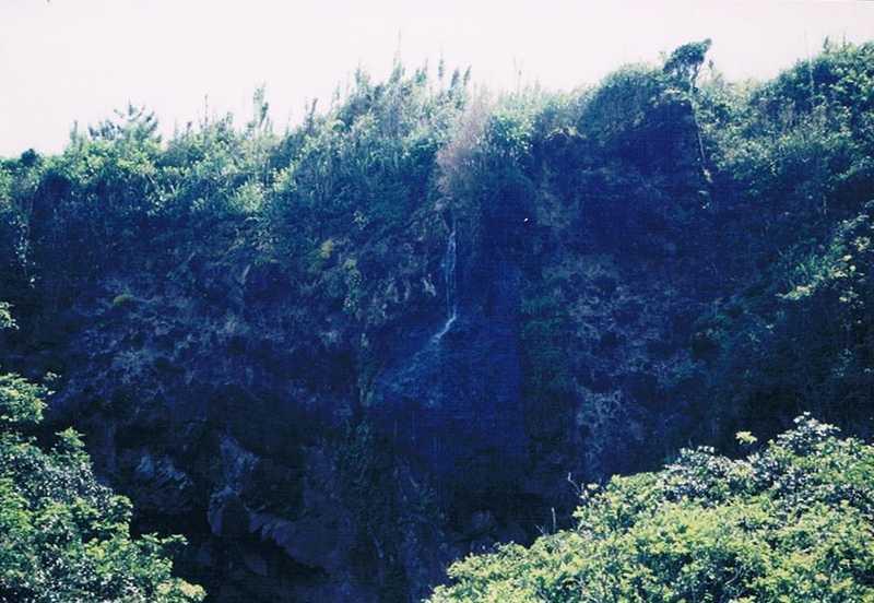 吹上げの滝