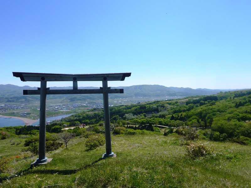 夷王山の画像