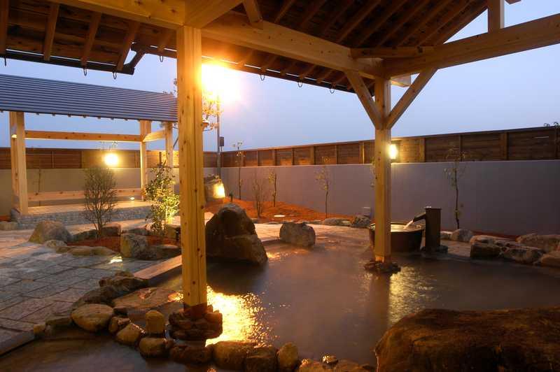 天然温泉蒲生野の湯